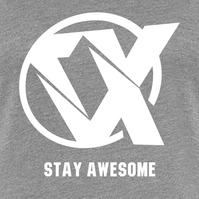 """Vlex """"Stay Awesome"""" Shirt (Officiel)"""