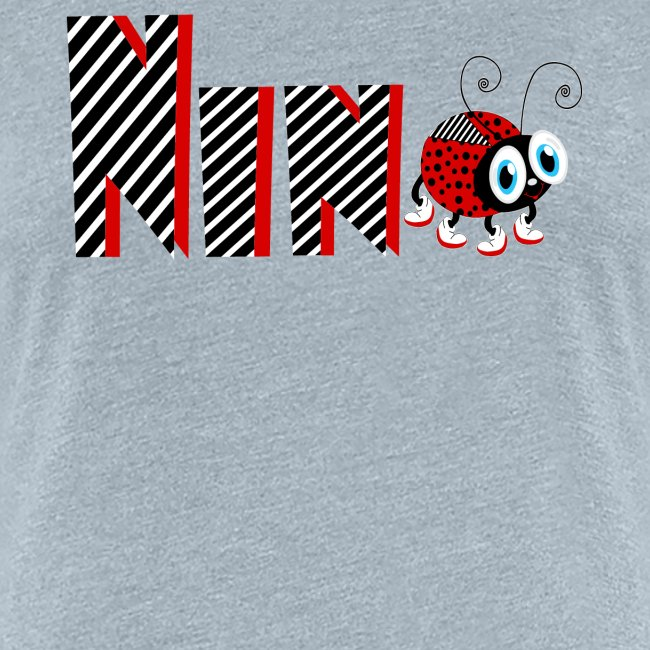 9nd Year Family Ladybug T-Shirts Gifts Daughter