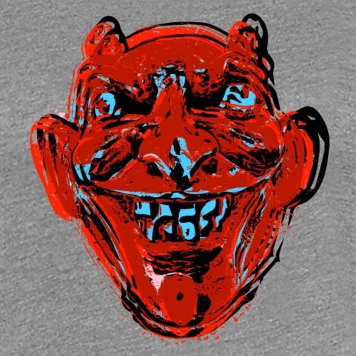 Devilman - Women's Premium T-Shirt