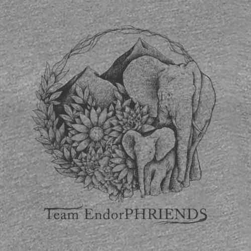 Team Endorphriends - Women's Premium T-Shirt