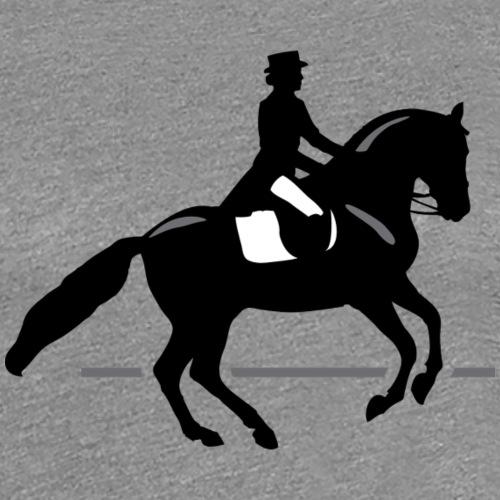 Dressage Rider - Women's Premium T-Shirt