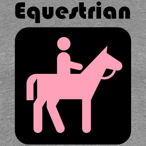 Equestrian - Women's Premium T-Shirt