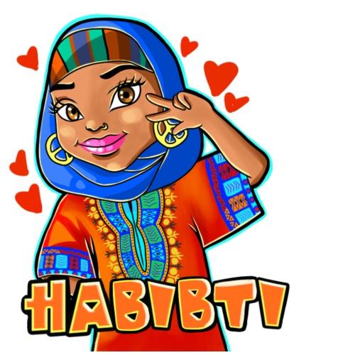 Habibti - Women's Premium T-Shirt