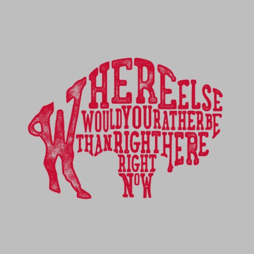 Right Here Right Now - Women's Premium T-Shirt