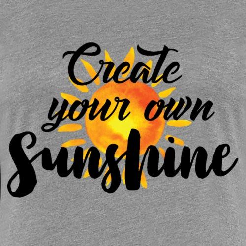 Sunshine - Women's Premium T-Shirt