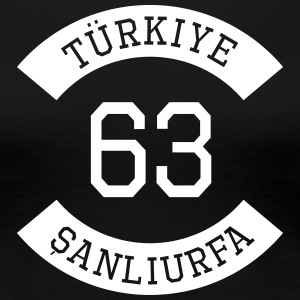 turkiye 63 - Women's Premium T-Shirt