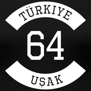 turkiye 64 - Women's Premium T-Shirt