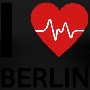 I Love Berlin - Women's Premium T-Shirt