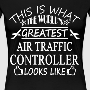 Air Traffic Controller Tee Shirts - Women's Premium T-Shirt