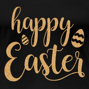 happy easter - Women's Premium T-Shirt