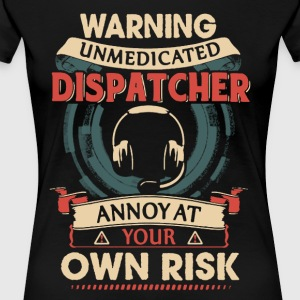 Dispatcher Tshirt - Women's Premium T-Shirt
