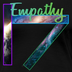 Empathy, Blocks of Space - Women's Premium T-Shirt