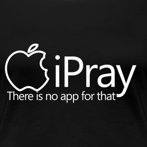 IPRAY BK TEE - Women's Premium T-Shirt