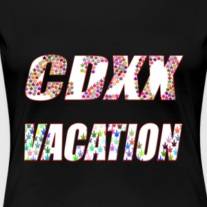 CDXX:420 VACATION! - Women's Premium T-Shirt