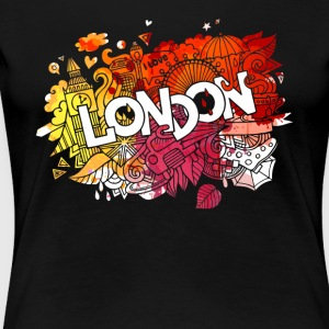 I LOVE LONDON SHIRT - Women's Premium T-Shirt