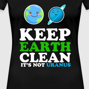 Earth day funny - Women's Premium T-Shirt