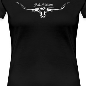 WILLIAMS R - Women's Premium T-Shirt