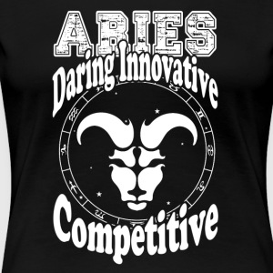 STYLISH ARIES SHIRT - Women's Premium T-Shirt