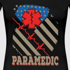 Awesome Paramedic Shirt - Women's Premium T-Shirt