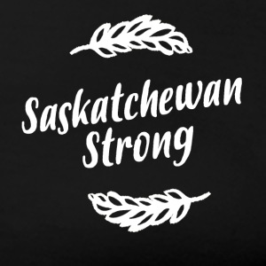 Sask Strong White - Women's Premium T-Shirt