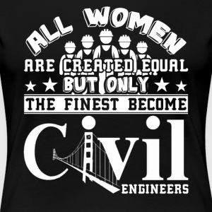 Civil Engineer Tshirt - Women's Premium T-Shirt