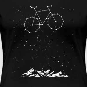 Bike Constellation - Women's Premium T-Shirt