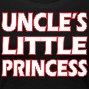 Uncles Little Princess - Women's Premium T-Shirt