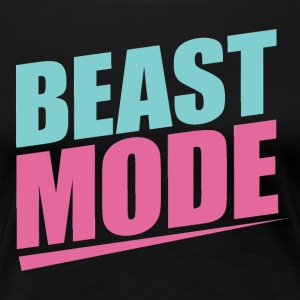 Beast-Mode - Women's Premium T-Shirt