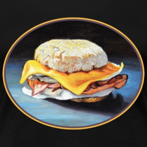 Ham, Egg and Chesse - Women's Premium T-Shirt