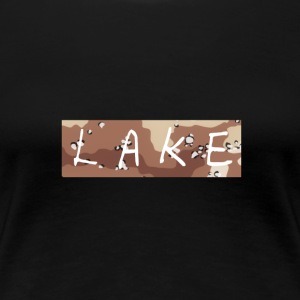 LAKE_LOGO2 - Women's Premium T-Shirt