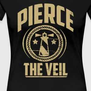 Pierce the veil - Women's Premium T-Shirt