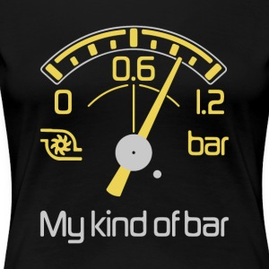 My kind of bar - Women's Premium T-Shirt