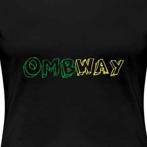 OMBWAY - Women's Premium T-Shirt