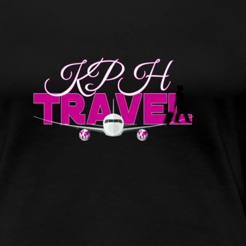 KPH TRAVEL - Women's Premium T-Shirt