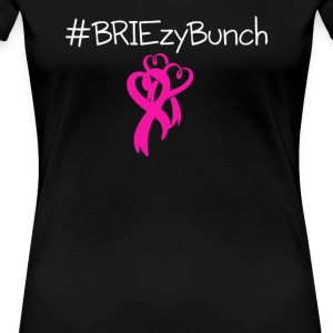 The BRIEzy Bunch - Women's Premium T-Shirt