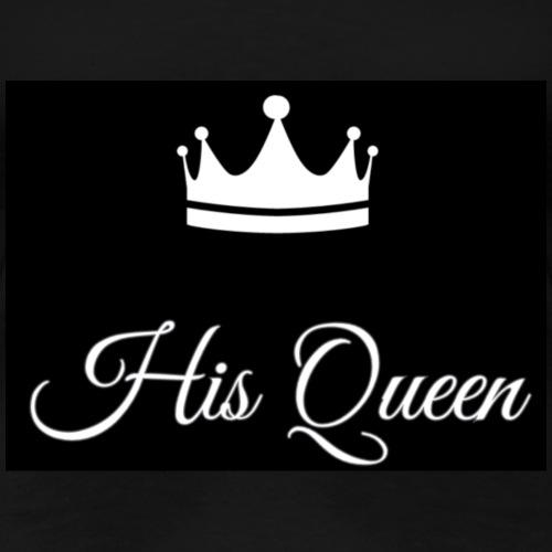His Queen Design   Yung Tiggah   Tiggah The Rapper - Women's Premium T-Shirt