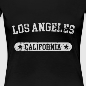 Los Angeles California - Women's Premium T-Shirt