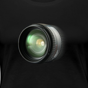 Lens by Loran Design - Women's Premium T-Shirt