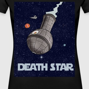 Death Star - Women's Premium T-Shirt