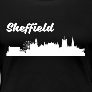 Sheffield Skyline - Women's Premium T-Shirt