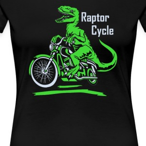 Raptor Cycle - Women's Premium T-Shirt