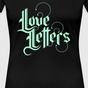 Love letters - Women's Premium T-Shirt