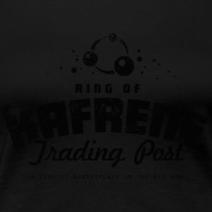 Ring of Kafrene Trading Post - Women's Premium T-Shirt
