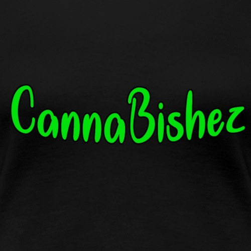 CannaBishez - Women's Premium T-Shirt