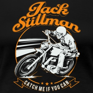 Jack Stillman - Catch me if you can - Women's Premium T-Shirt