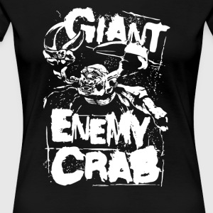 Giant Enemy Crab - Women's Premium T-Shirt
