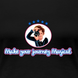 Make Your Journey Magical #1 - Women's Premium T-Shirt