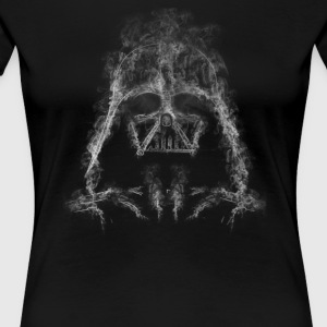 Darth Smoke - Women's Premium T-Shirt