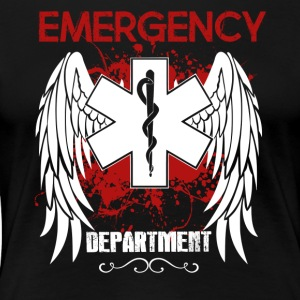 Emergency Department Shirt - Women's Premium T-Shirt