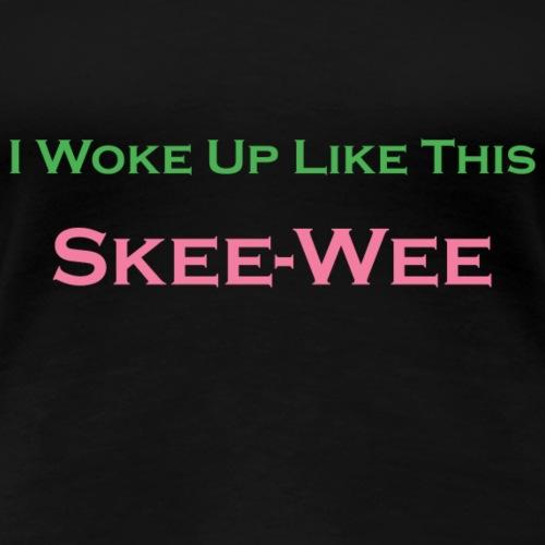 AKA I Woke Up Like This - Women's Premium T-Shirt